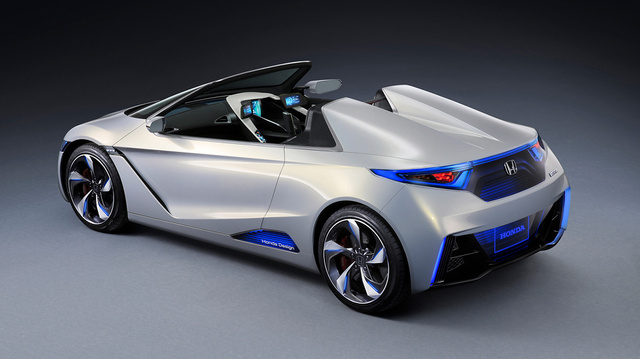 The electric EV-STER concept is not Honda's way back to awesome