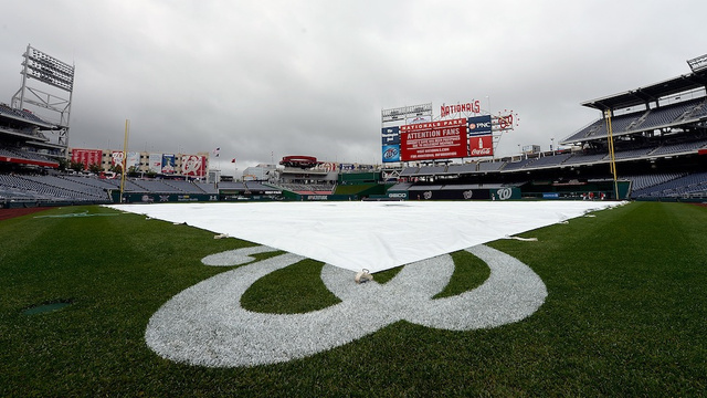 The Nationals' New Rainout Policy Is Only A Problem If You Have…