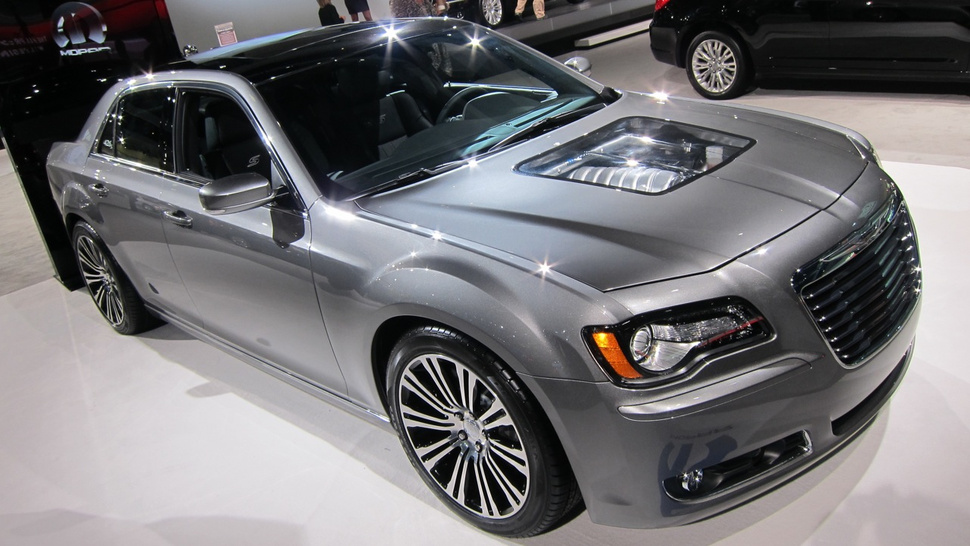 Chrysler 300 426S: Because Mopar