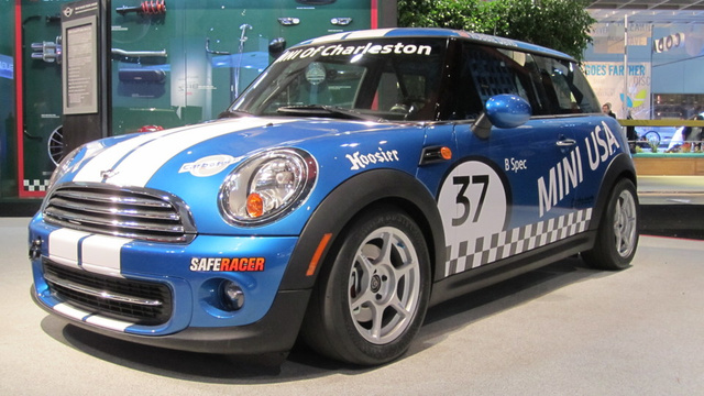 Mini joins the B-Spec class that will save auto racing