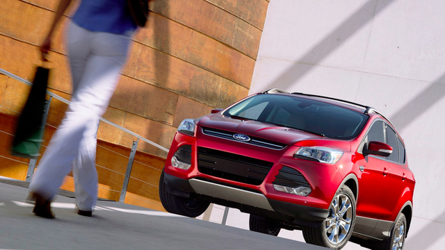 2013 Ford Escape: Your mom will love it