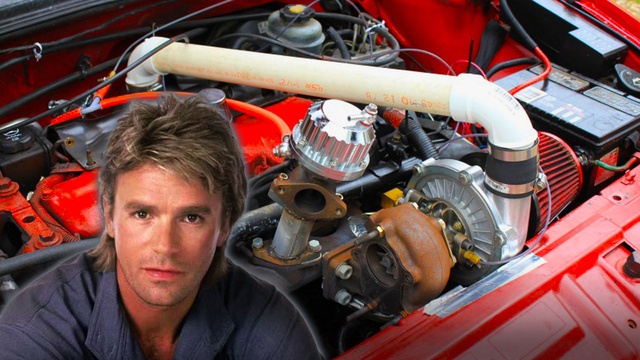 The ten most MacGyver-like car hacks
