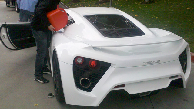 Zenvo ST1: First photos, video of $1.8 million supercar on U.S. soil