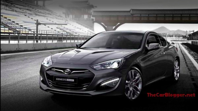 2013 Hyundai Genesis Coupe: This is it, again?