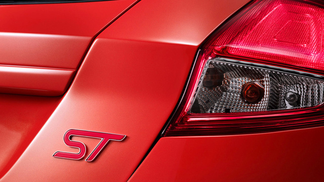 Ford Fiesta ST Five Door: Photos