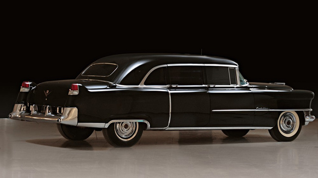 Elvis Presley's 1955 Cadillac Fleetwood limo to cross the auction block