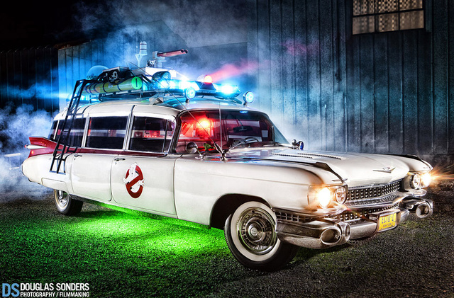 ecto 1 ghostbusters wallpaper - photo #24
