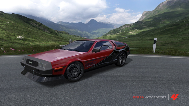 Delorean Contest Mega-Gallery