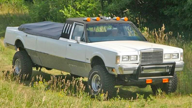 Lincoln monster truck-amino-limo wants to haul your assets