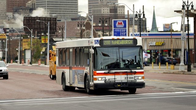 Detroit bus drivers paid to do nothing