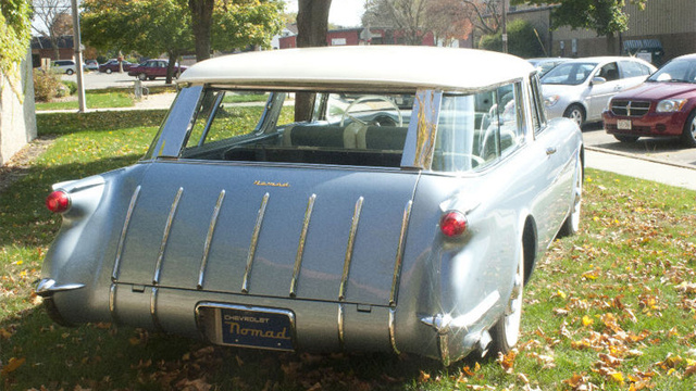1954 Chevrolet Nomad Concept replica is as close as you'll get to the real thing