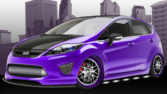 The ten bro-tastic Ford SEMA custom cars