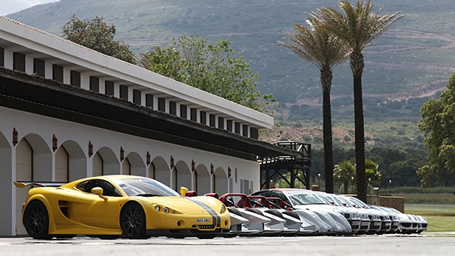 The ten ultimate displays of car guy wealth