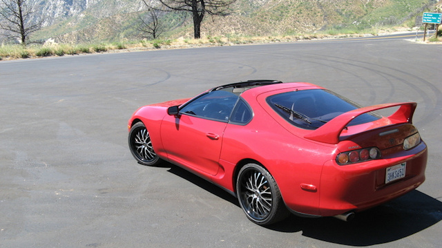 For $19,200, you could be Supra, thanks for asking