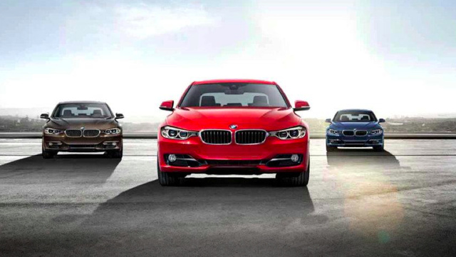 The 2012 BMW 3-Series is larger, lighter and turbo-only