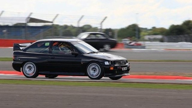 Help us find this stolen $150,000 Escort Cosworth
