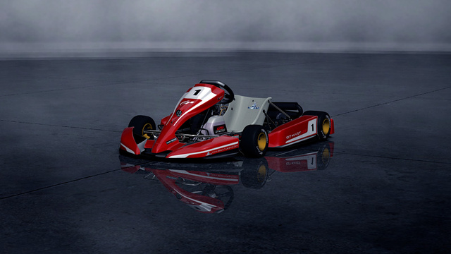 "Gran Turismo 5 ""Racing Car Pack"" DLC"