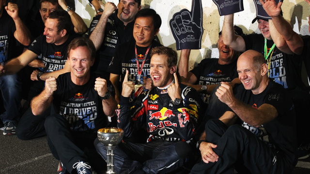 Pictures from the 2011 Japanese Grand Prix
