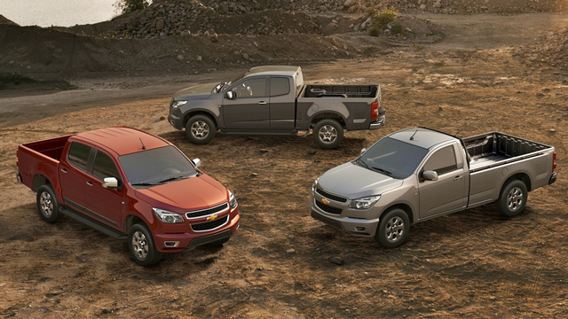 New Chevy Colorado coming to U.S.