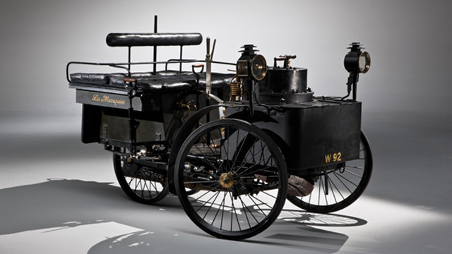 World's oldest operational motor vehicle to be auctioned in October