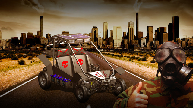 Why we're building a post-apocalyptic electric car