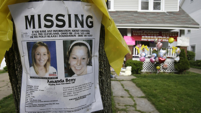 Horrific Conditions of Cleveland Kidnapping Revealed in Police Report