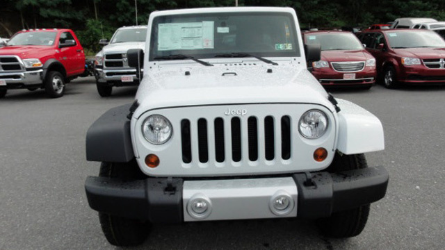 How does Jeep continue to ship Wranglers with the wrong parts?