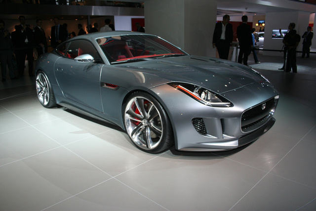 Jaguar C-X16 gallery