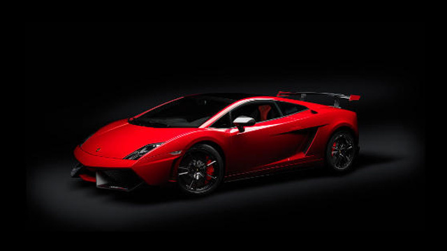 Lamborghini Gallardo LP570-4 Super Trofeo Stradale: First Photos