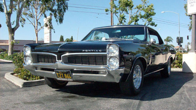 1967 Pontiac LeMans that was victim of brutal Lexus attack turns up at auction