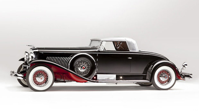 This is what a $10.34 million Duesenberg looks like