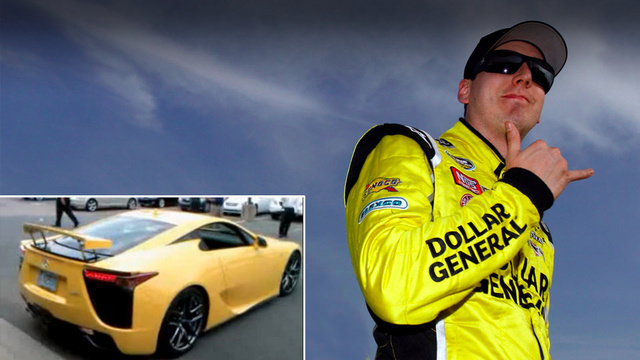 Nascar's Kyle Busch loses driver's license after speeding ticket