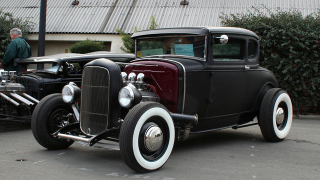 Is the 1932 Ford the greatest car of all time?