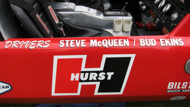 James Glickenhaus brings the Hurst Baja Boot back to Monterey