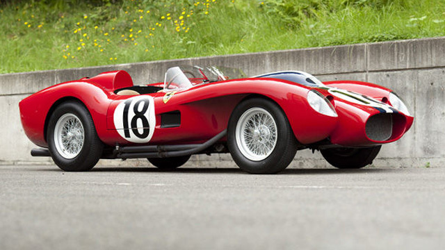 1957 Ferrari 250 Testa Rossa prototype becomes most expensive car ever at $16.39 million