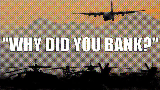 How I was almost crushed by a C-130 in Afghanistan