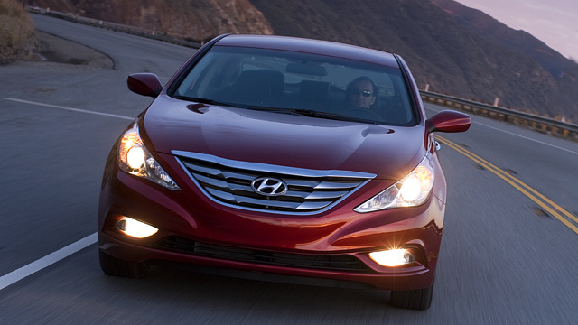 Hyundai to fix wandering Sonatas after Jalopnik report