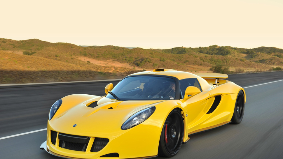 First Hennessey Venom GT lands in American hands