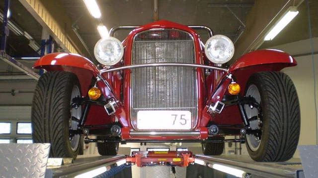 "Say ""god dag"" to this Alfa Romeo-powered '30s roadster"