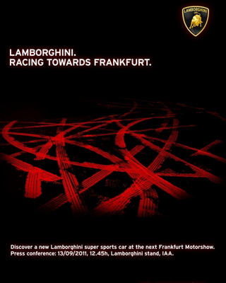 "New Lamborghini ""super sports car"" coming next month"