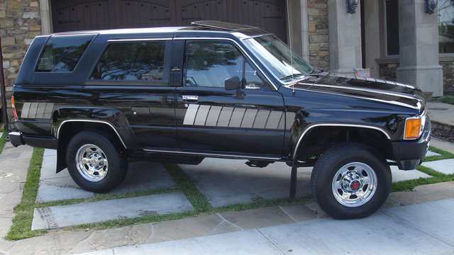 Is this the nicest first generation Toyota 4runner in the world?