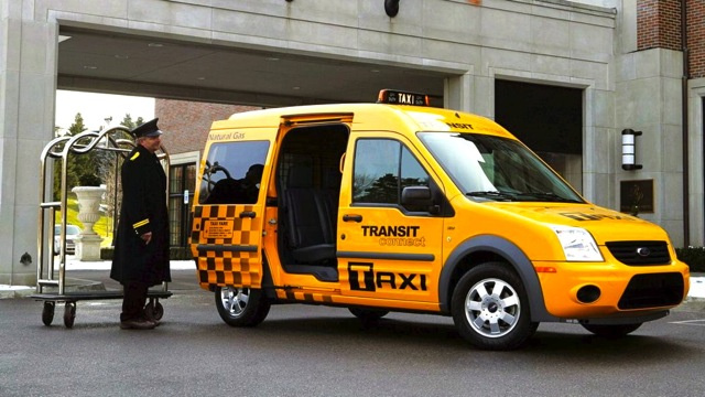 New York City approves Ford Transit Connect for taxi service anyway
