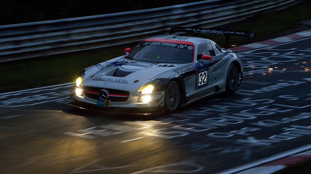 See the amazing automobiles of the 24 hours of Nürburgring