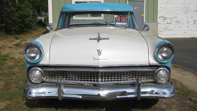 Found off the Street: 1955 Ford Fairlane