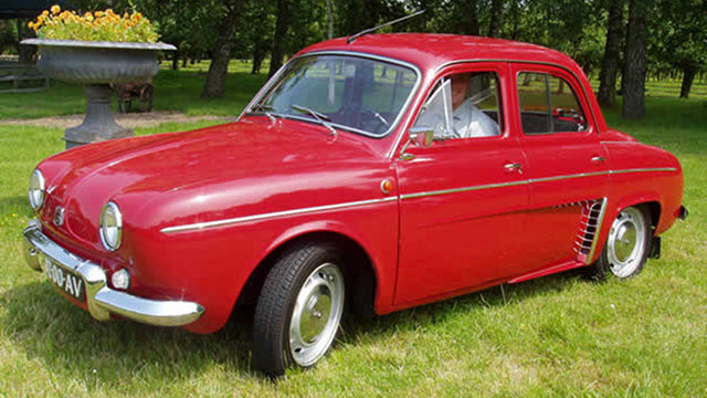 Feel Good Cars Renault Dauphine Electric