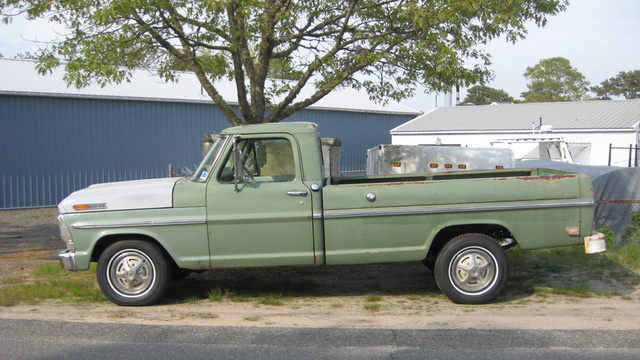 FOTS Ford F100 Gallery