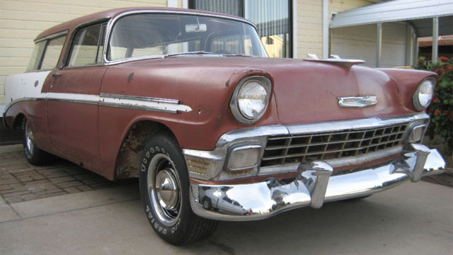 Craigslist 1956 Chevy Project Cars For Sale In N C Autos Post