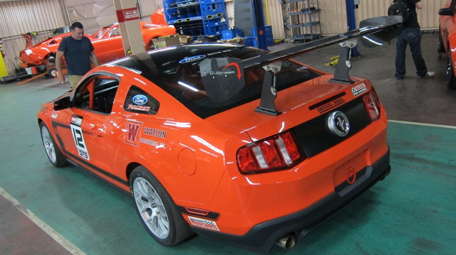 How Ford builds the greatest track day Mustang ever