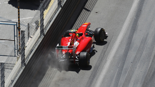 Pictures from the 2011 Monaco Grand Prix