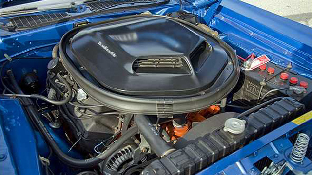 This is the last Hemi 'Cuda ever made, we think